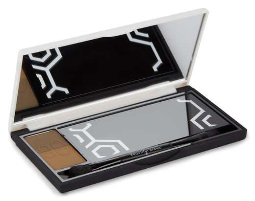 Beautiful Brows Nano Duo Kit, Light brown - Medium brown, 1 kpl