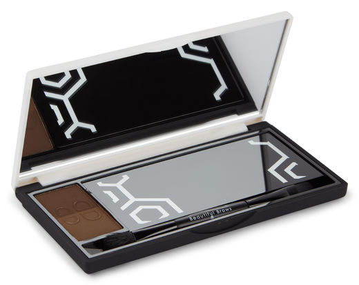 Beautiful Brows Nano Duo Kit, Dark brown - Chocolate, 1 kpl